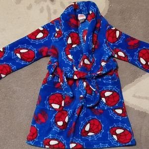 Spiderman Bathrobe